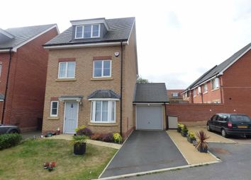Thumbnail 4 bed detached house for sale in Fountains Close, Monksmoor, Daventry