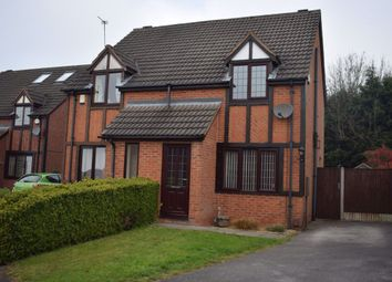Thumbnail 2 bed semi-detached house to rent in Finley Way, Broadmeadows, South Normanton, Alfreton