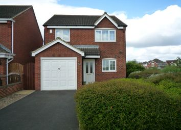 Thumbnail 3 bed detached house to rent in Chestnut Grove, Castleford