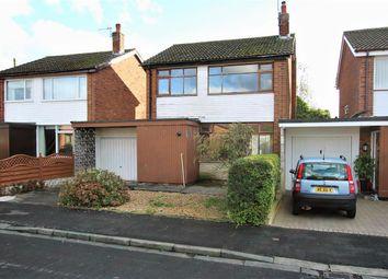 Thumbnail 3 bed link-detached house for sale in Rockburgh Crescent, Walmer Bridge, Preston