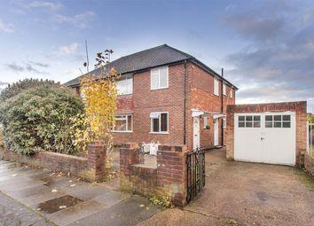 Thumbnail 2 bedroom maisonette for sale in West Mead, Ruislip, Greater London