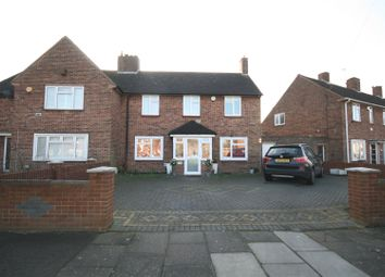 Thumbnail 3 bed semi-detached house for sale in Ringway, Southall