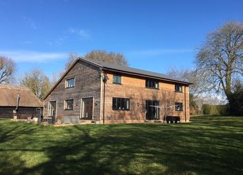 Thumbnail 4 bed barn conversion to rent in Lower Wield, Alresford