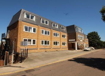 Thumbnail 2 bed flat to rent in Mead Lane, Hertford
