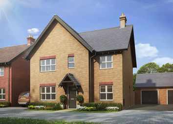 "Thumbnail 5 bed detached house for sale in ""The Corfe "" at Bannold Road, Waterbeach, Cambridge"