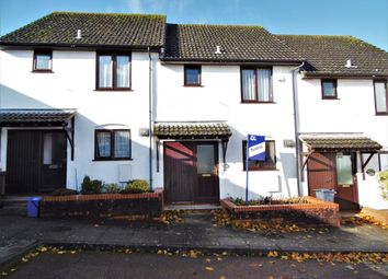 Thumbnail 2 bed terraced house for sale in St. Johns Close, Colyton