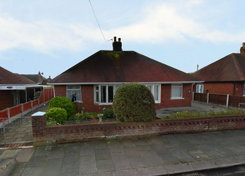 Thumbnail 2 bed semi-detached bungalow for sale in Masefield Avenue, Thornton-Cleveleys, Lancashire
