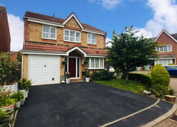 Thumbnail 4 bed detached house for sale in Long Brimley Close, Market Harborough, 7