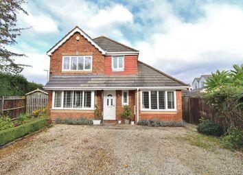Thumbnail 3 bed detached house for sale in Scratchface Lane, Bedhampton, Havant