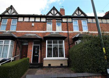 Thumbnail 2 bed terraced house for sale in Gravelly Lane, Erdington, Birmingham