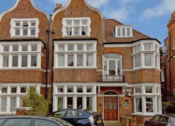 Thumbnail 2 bed flat for sale in Crediton Hill, West Hampstead, London