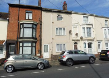 Thumbnail 4 bedroom terraced house for sale in Old Nelson Street, Lowestoft