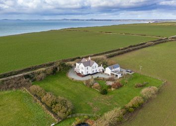 Thumbnail 5 bed detached house for sale in The Old Vicarage, Broad Haven, Haverfordwest