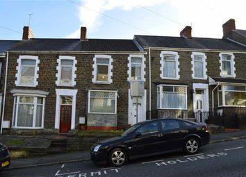 Thumbnail 3 bed terraced house for sale in Terrace Road, Swansea
