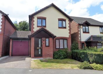 Thumbnail 3 bed detached house for sale in Highlands Drive, Daventry