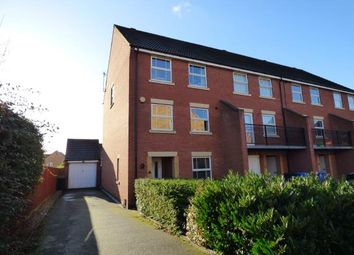 Thumbnail 5 bedroom end terrace house for sale in Aster Gardens, Littleover, Derby, Derbyshire