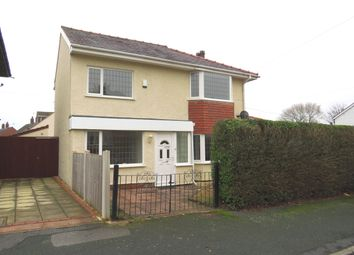 Thumbnail 4 bed detached house to rent in Gorsehill Road, Heswall, Wirral