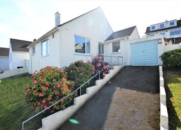 Thumbnail 3 bed detached bungalow for sale in Hillside Road, Saltash, Cornwall