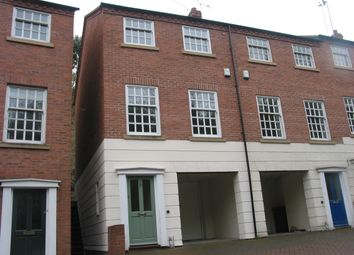 Thumbnail 3 bedroom town house to rent in Winbrook Mews, Bewdley