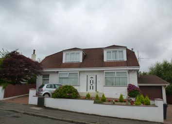 Thumbnail 4 bed detached bungalow for sale in Hazelwood Avenue, Newton Mearns, Glasgow
