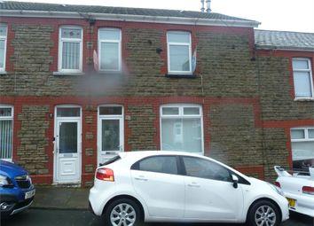 Thumbnail 3 bedroom terraced house for sale in Kings Terrace, Nantyffyllon, Maesteg, Mid Glamorgan