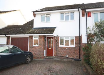 Thumbnail 4 bed semi-detached house to rent in Morgan Way, Woodford Green