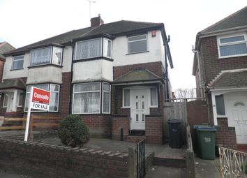 Thumbnail 3 bedroom semi-detached house for sale in Vicarage Street, Oldbury