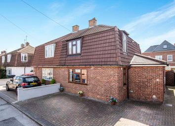Thumbnail 3 bed semi-detached house for sale in Latchmere Close, Ham Common, Richmond