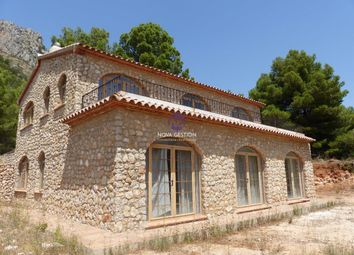 Thumbnail 4 bed chalet for sale in Partida Peña Del Oro, Bolulla
