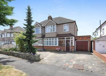 Thumbnail 3 bed semi-detached house for sale in Ebbisham Road, Worcester Park