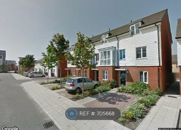 Thumbnail 3 bed end terrace house to rent in St Agnes Way, Reading
