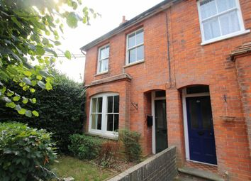 Thumbnail 2 bed end terrace house for sale in The Avenue, Dunmow