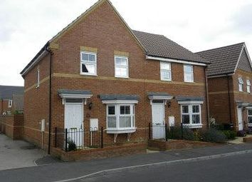 Thumbnail 3 bed semi-detached house to rent in Sandleford Lane, Greenham, Thatcham