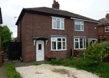 Thumbnail 3 bed semi-detached house for sale in Craddock Road, Holmcroft, Stafford, Staffordshire