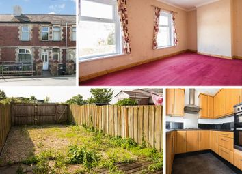 Thumbnail 2 bed terraced house for sale in Moseley Terrace, Pontrhydyrun, Cwmbran