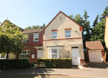 Thumbnail 3 bed end terrace house for sale in Charlottown, Newbury