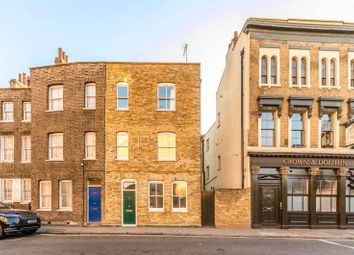 Thumbnail 3 bed end terrace house for sale in Cable Street, Shadwell, London
