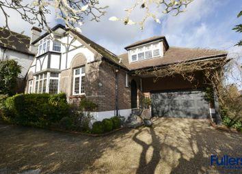Thumbnail 5 bed detached house for sale in Vera Avenue, Grange Park