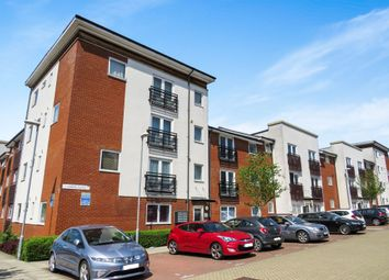 Thumbnail 2 bed flat for sale in Isham Place, Ipswich