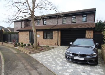 Thumbnail 4 bed detached house to rent in Penn Gardens, Chislehurst
