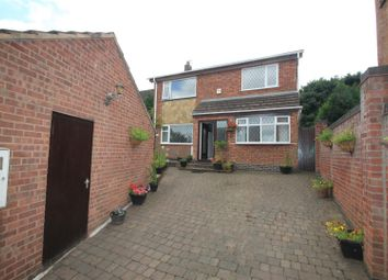 Thumbnail 4 bed detached house for sale in Church Street, Earl Shilton, Leicester
