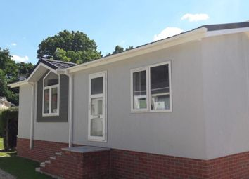 Thumbnail 1 bedroom mobile/park home for sale in Riverside, Wimborne Road, Bournemouth