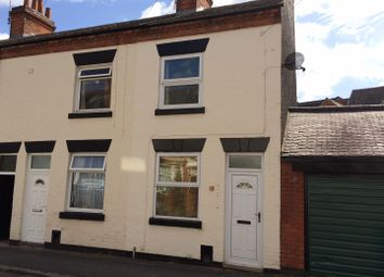 Thumbnail 3 bed terraced house to rent in St. Peters Street, Syston, Leicester