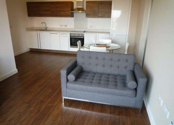 Thumbnail 3 bed flat to rent in Lowry Wharf, The Riley Building, Derwent Street, Salford