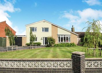 Thumbnail 5 bed detached house for sale in Station Road, Keyingham, Hull, East Yorkshire