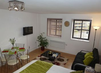 Thumbnail 1 bed flat to rent in Westgate, Peterborough