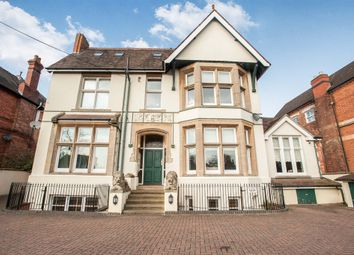 Thumbnail 2 bed flat for sale in Warwick New Road, Leamington Spa