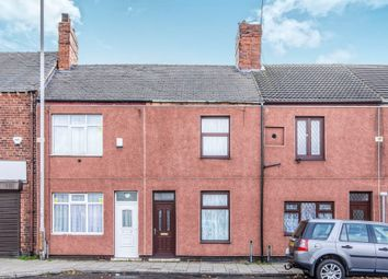 Thumbnail 2 bed terraced house for sale in Doncaster Road, Goldthorpe, Rotherham