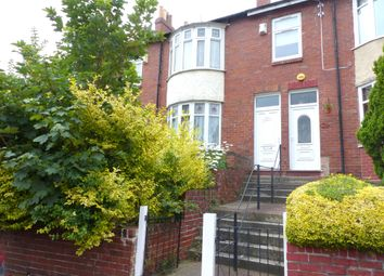 Thumbnail 2 bed flat for sale in Silverdale Terrace, Gateshead