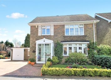 Thumbnail 4 bed detached house for sale in The Ridings, Biggin Hill, Westerham